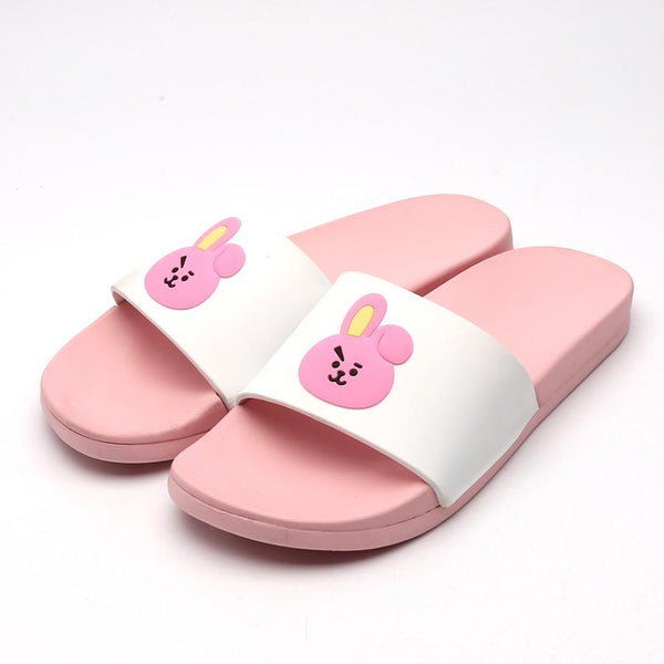 BT21 - Cooky Face Silicone Slipper