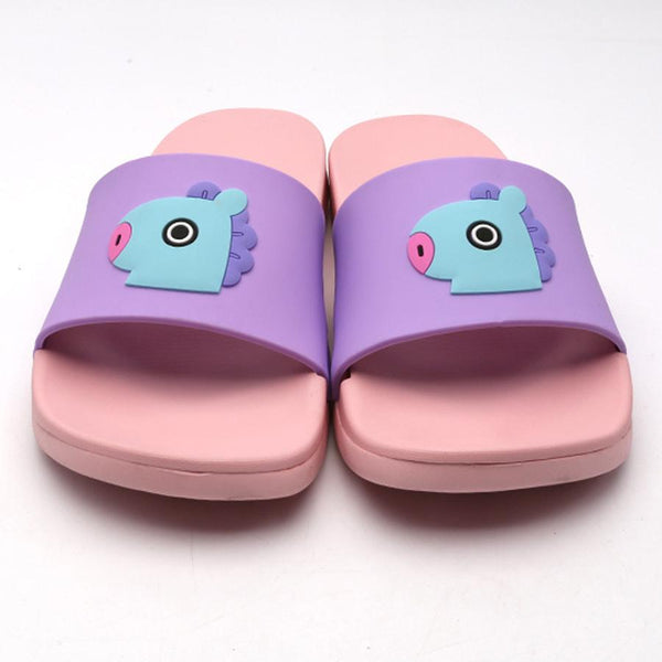 BT21 - Mang Face Silicone Slipper