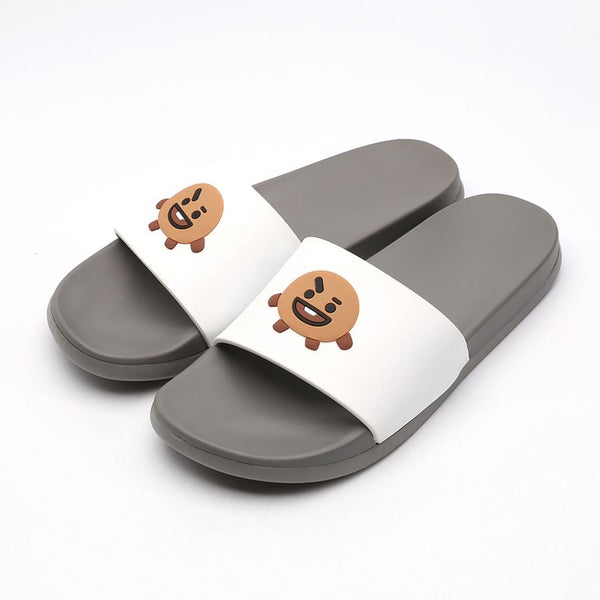 BT21 - Shooky Face Silicone Slipper