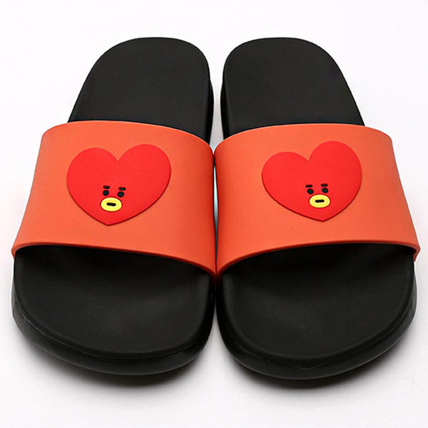 BT21 - Tata Face Silicone Slipper
