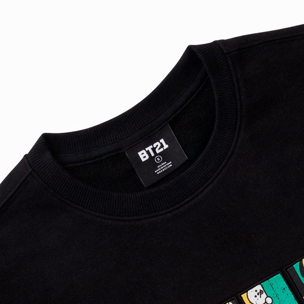 BT21 - Chimmy Comic Pop Sweatshirt