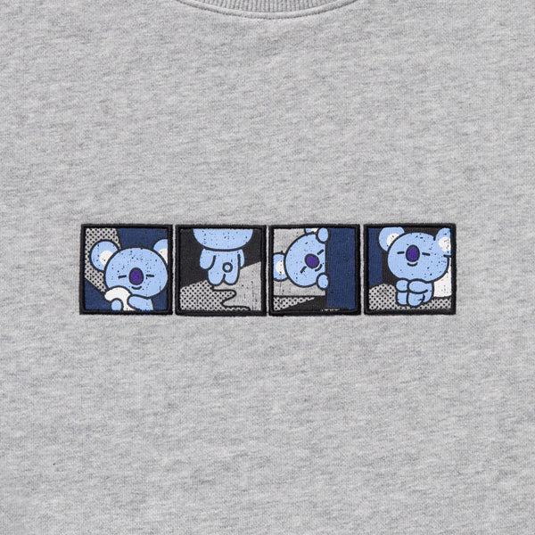 BT21 - Koya Comic Pop Sweatshirt
