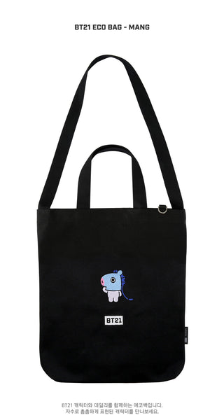 BT21 Eco Bag - MANG - Accessories, Bag - Harumio