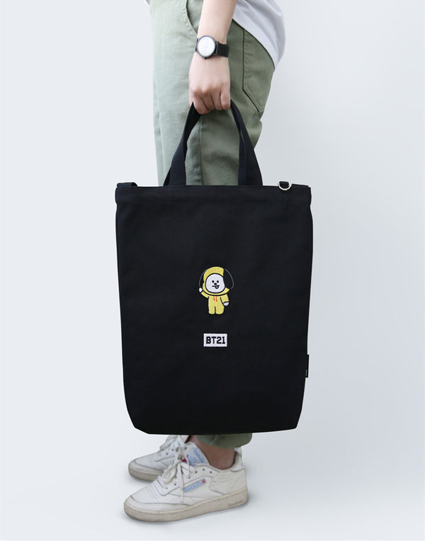 BT21 Eco Bag - TATA - Accessories, Bag - Harumio