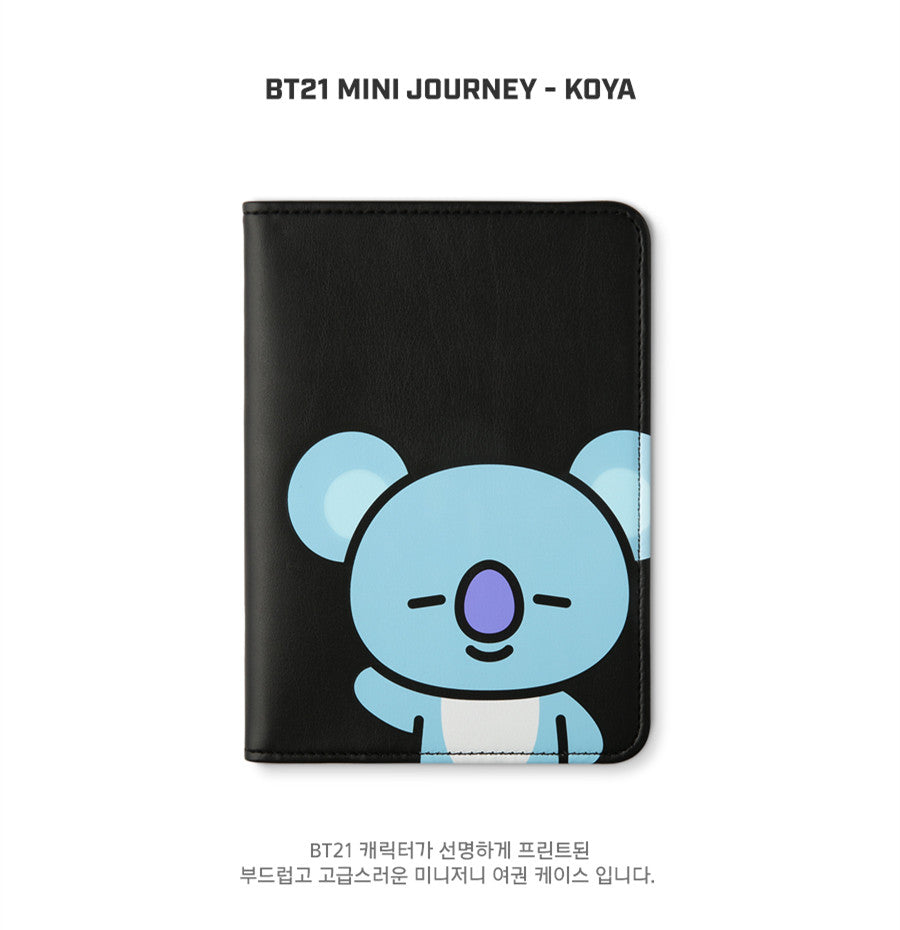 BT21 Mini Journey - KOYA - Stationary, Accessories - Harumio