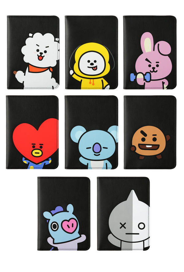 BT21 Mini Journey - SHOOKY - Stationary, Accessories - Harumio