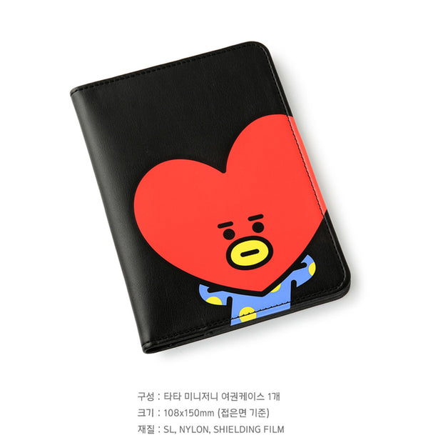 BT21 Mini Journey - TATA - Stationary, Accessories - Harumio