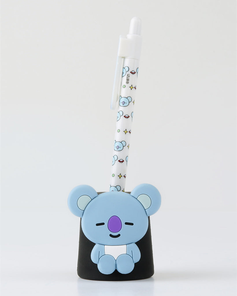 BT21 Pen Stand - KOYA - Stationary, Accessories - Harumio