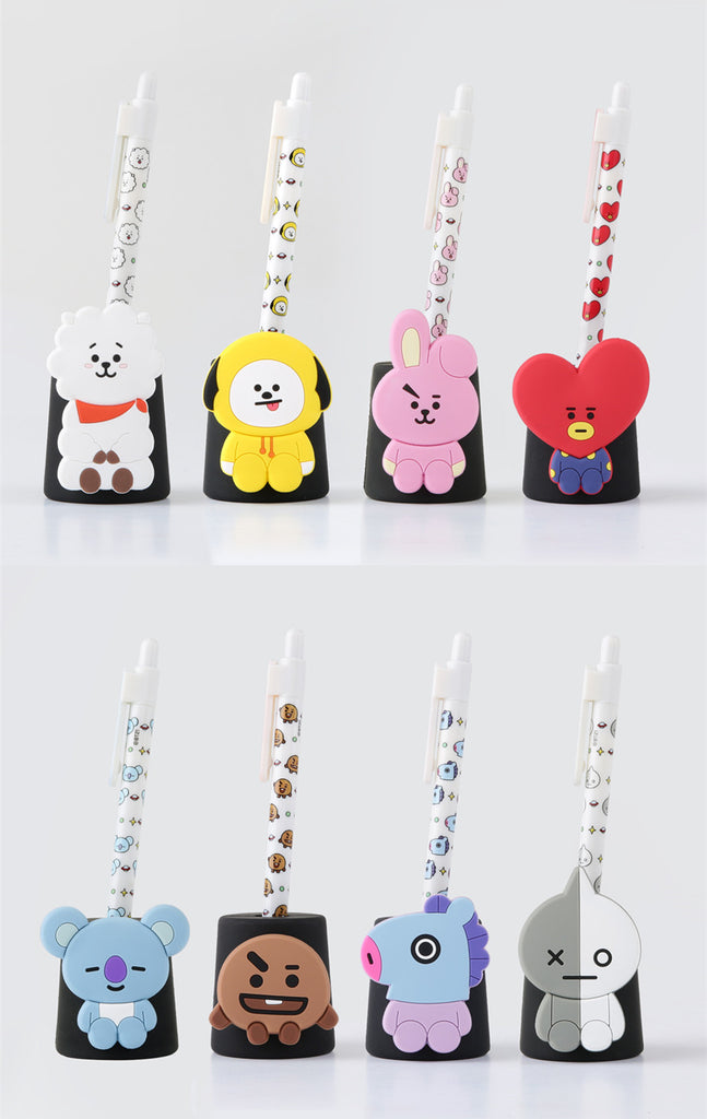 BT21 Pen Stand - TATA - Stationary, Accessories - Harumio