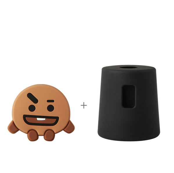 BT21 Pen Stand - SHOOKY - Stationary, Accessories - Harumio