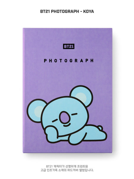 BT21 Photograph - KOYA - Stationary, Accessories - Harumio