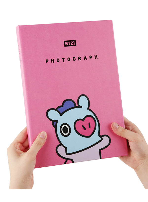 BT21 Photograph - MANG - Stationary, Accessories - Harumio