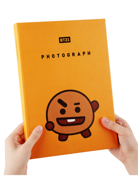 BT21 Photograph - SHOOKY - Stationary, Accessories - Harumio