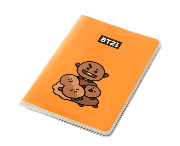 BT21 Pocket Note - SHOOKY - Stationary, Accessories - Harumio