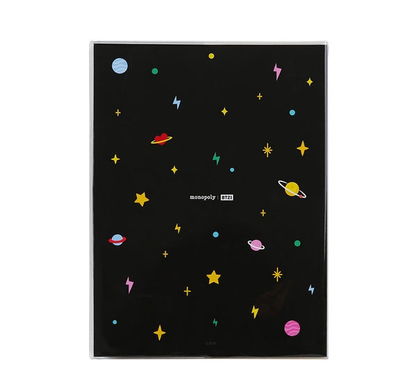 BT21 Schooling Note - L - Stationary, Accessories - Harumio