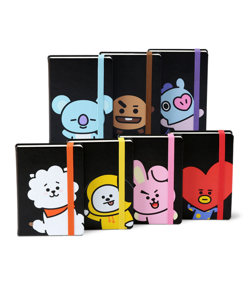 BT21 The Notebook - COOKY - Stationary, Accessories - Harumio