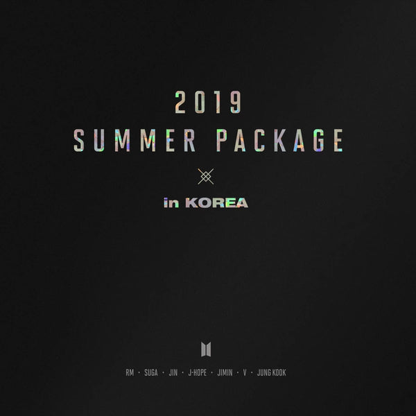 BTS - Summer Package 2019