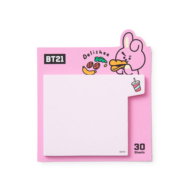 BT21 - BITE - Sticky Note