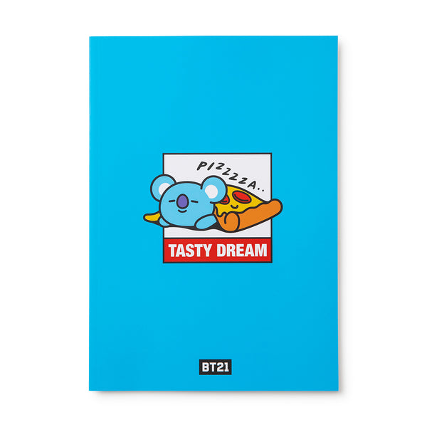BT21 - BITE - B5 Notebook