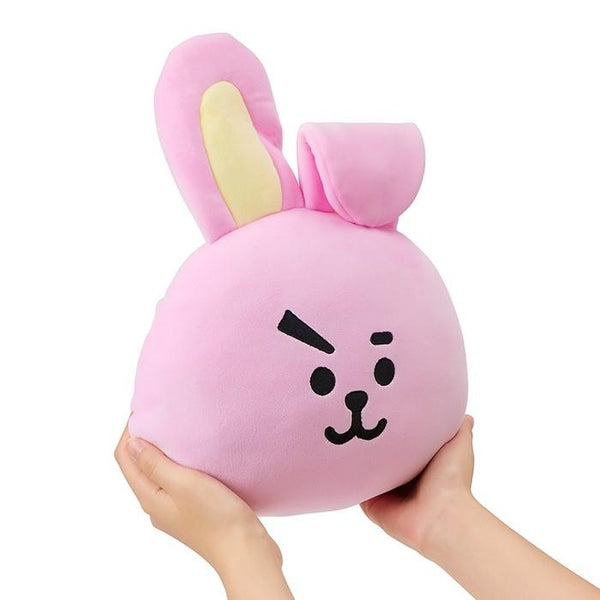 BT21 - Basic Face Cushion - COOKY