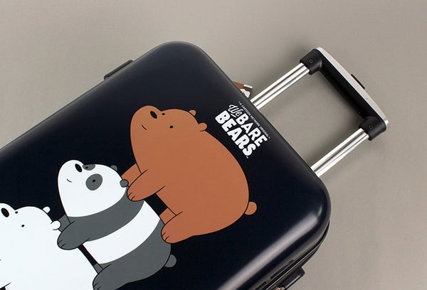 We Bare Bears -  Carrier - Stack