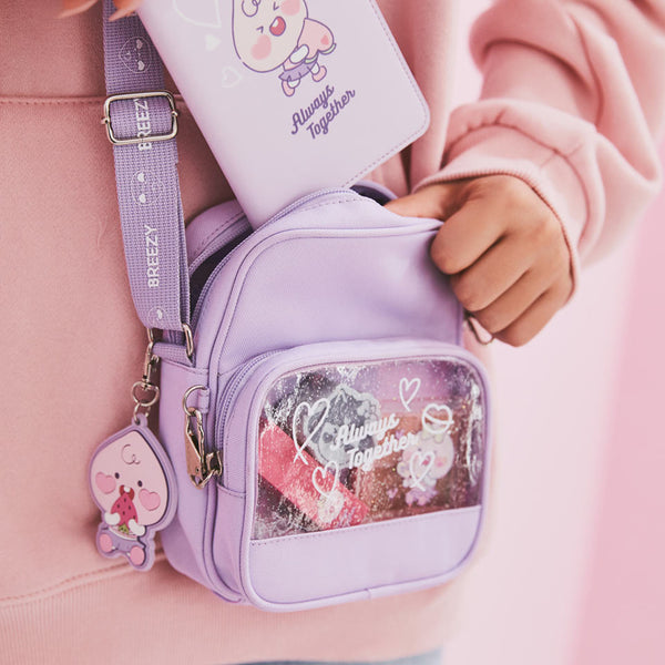 Kakao Friends x TWICE - Official Merch - Always Together Anti-Theft Cross Bag