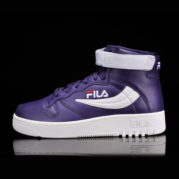 Fila - FX-100 - Purple - Sneakers - Harumio