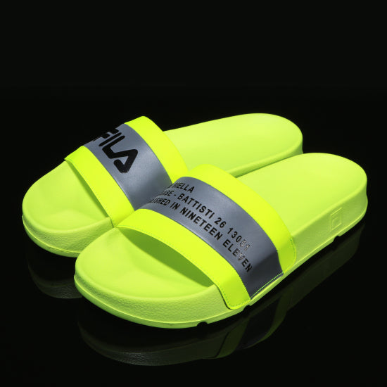 Fila Drifter High VIS - Neon Yellow - Sneakers - Harumio