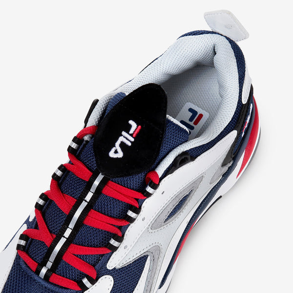 Fila Boveasorus 99 - White Navy Red - Sneakers - Harumio