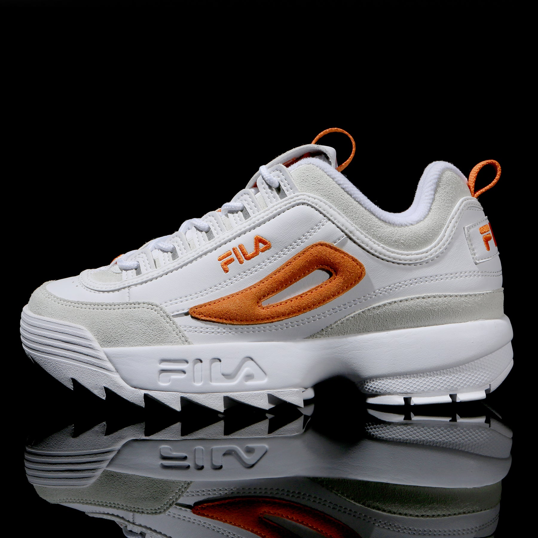 c7eb43456c26 Fila Disruptor 2 Point - Orange
