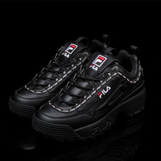 Fila Disruptor 2 - Tapey Tape - Black