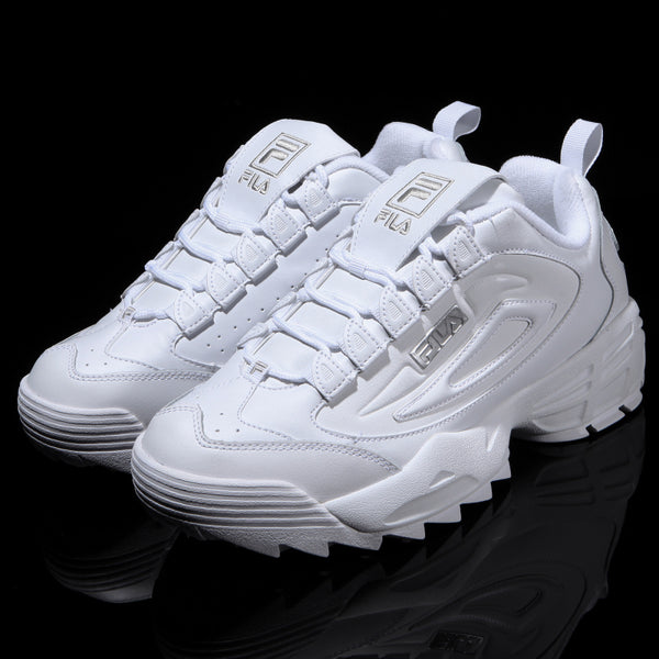 FILA - Disruptor 3 - Triple White