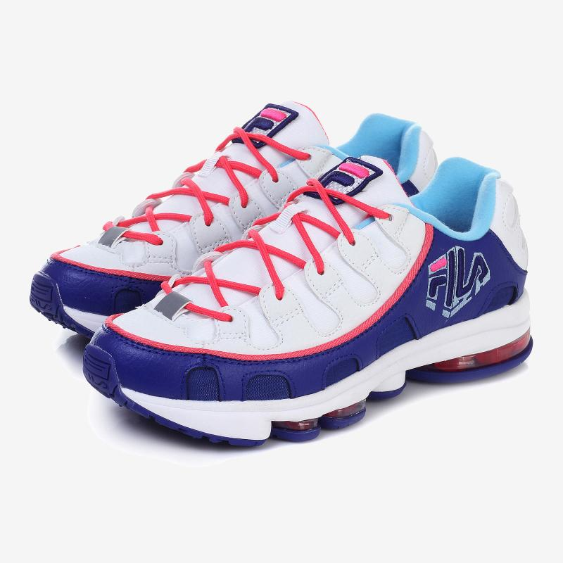 FILA - Silva Trainer - White Purple