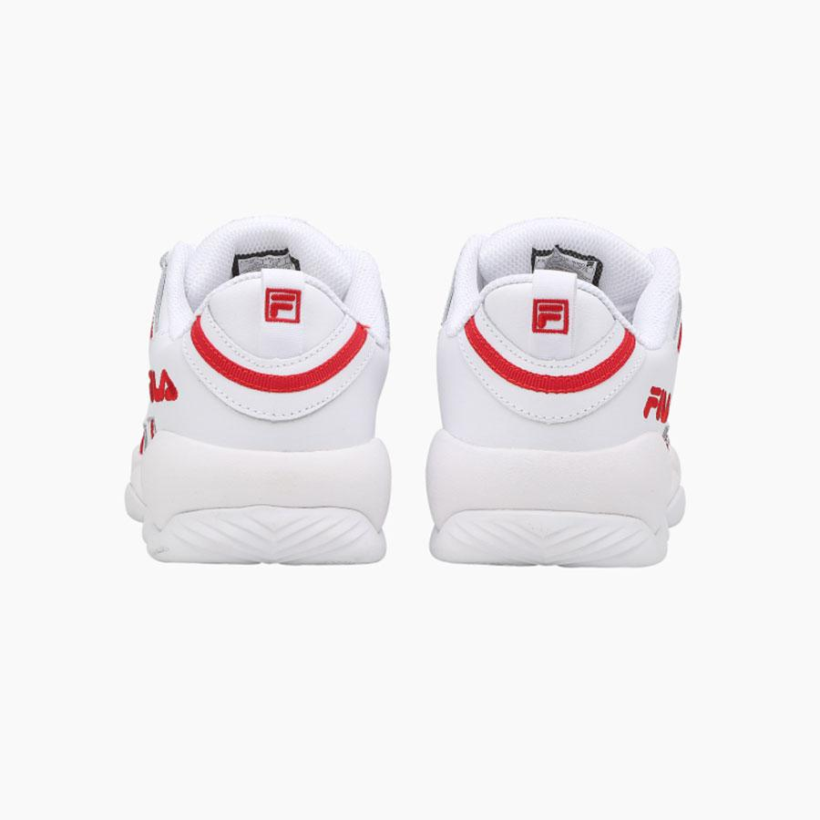 FILA Spaghetti 95 Low White Red Harumio  Harumio