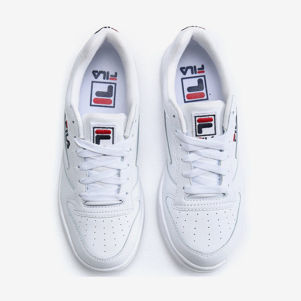 Fila - FX-100 Low 17 - White - Sneakers - Harumio