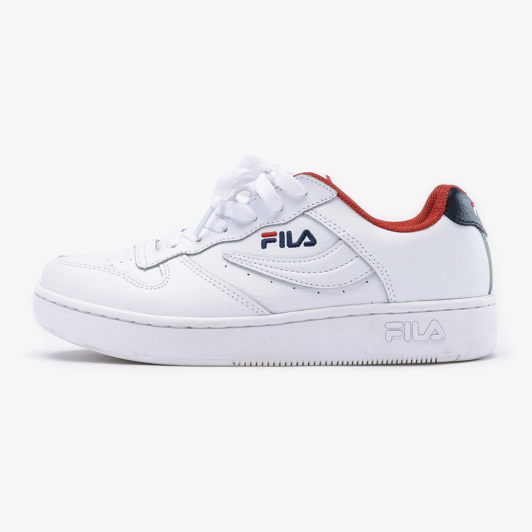 51f74970075c Fila - FX-100 Low 17 - White Navy Red