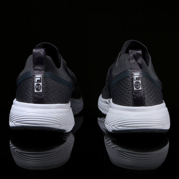 FILA - FILARGB FLOW #7A7D81 - Black White