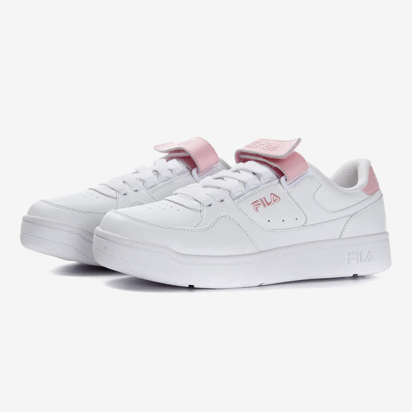 Fila - FX Belt Wrap - White Pink - Sneakers - Harumio