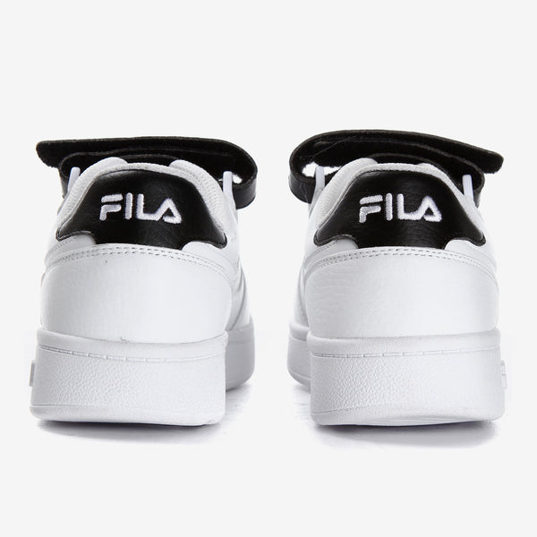 Fila - FX Belt Wrap - White Black - Sneakers - Harumio
