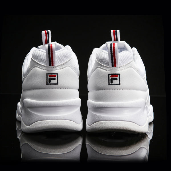 Fila - Fila Ray - Triple White - Sneakers - Harumio