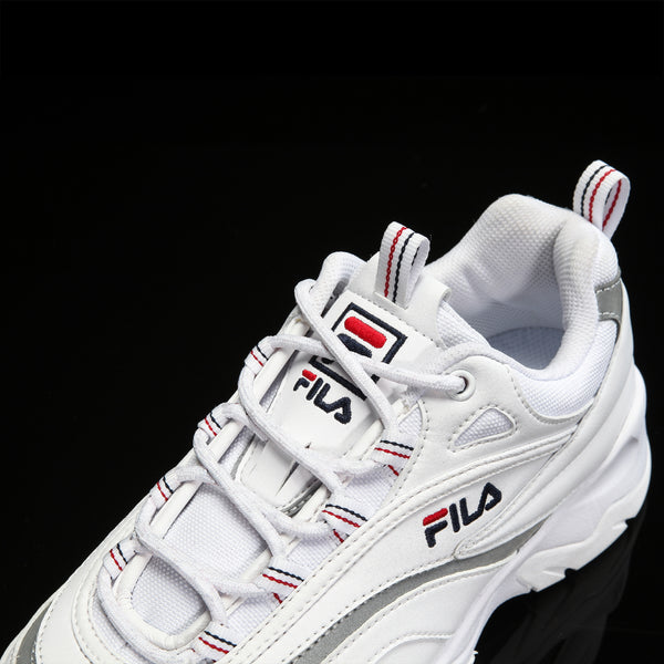 Fila Ray - White Check Point - Sneakers - Harumio