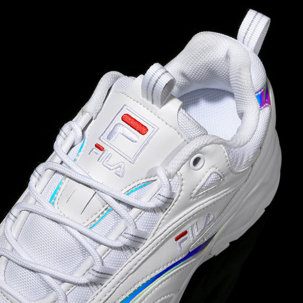 38177244939 FILA - Ray Prism - White Blue | Harumio