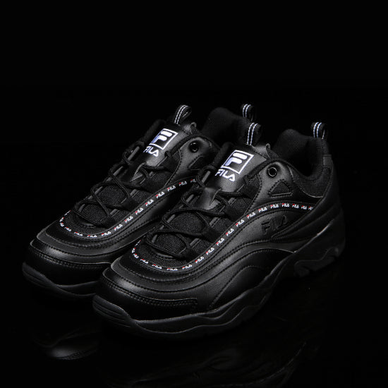 Fila Ray - Tapey Tape - Black - Sneakers - Harumio