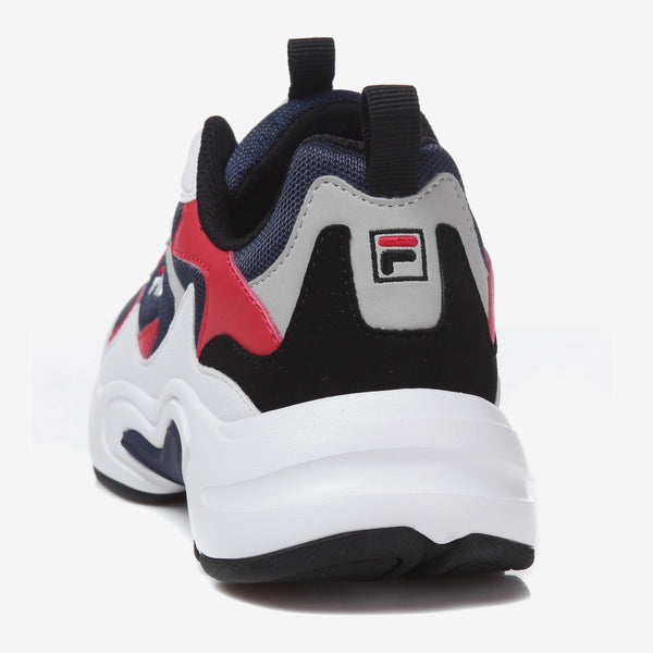Fila - Luminance  -  White Navy - Sneakers - Harumio