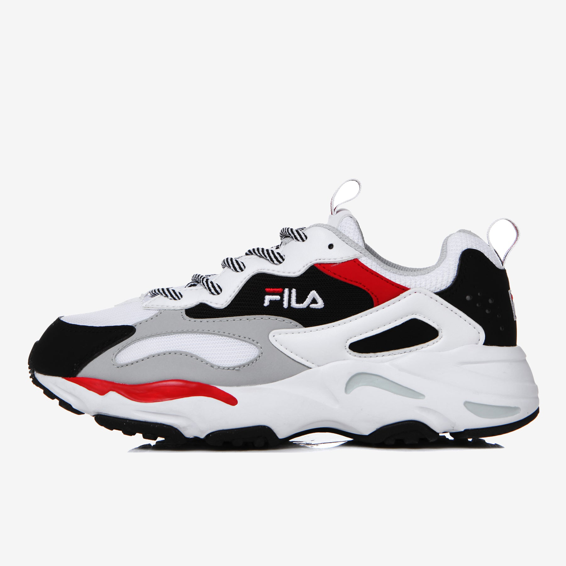Fila Ray - Tracer - White Black | Harumio