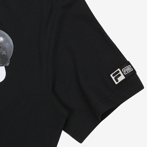 Fila x PUBG - T-shirt - #1 Showcase - Black - T-Shirt - Harumio