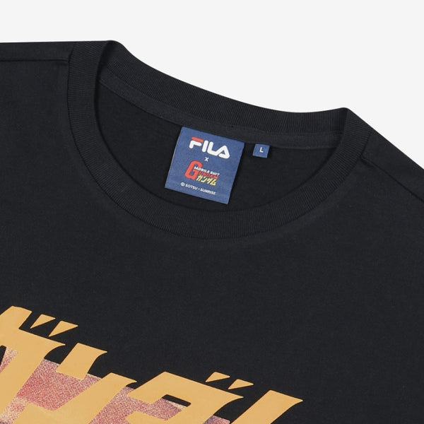 FILA x Gundam - RX78-2 Warrior T-shirt