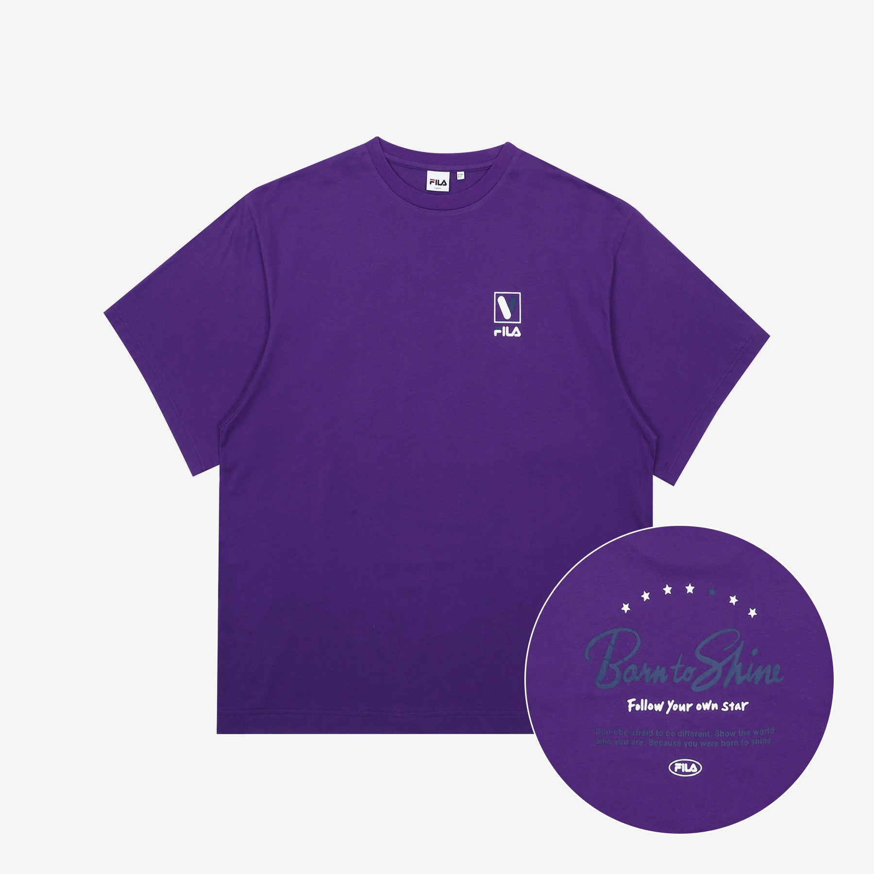 FILA X BTS - Voyager Collection - Loose