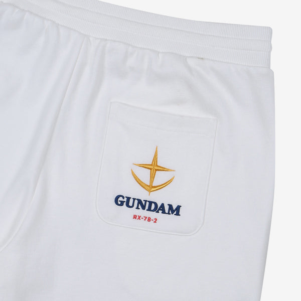 FILA x Gundam - Union Short Pants