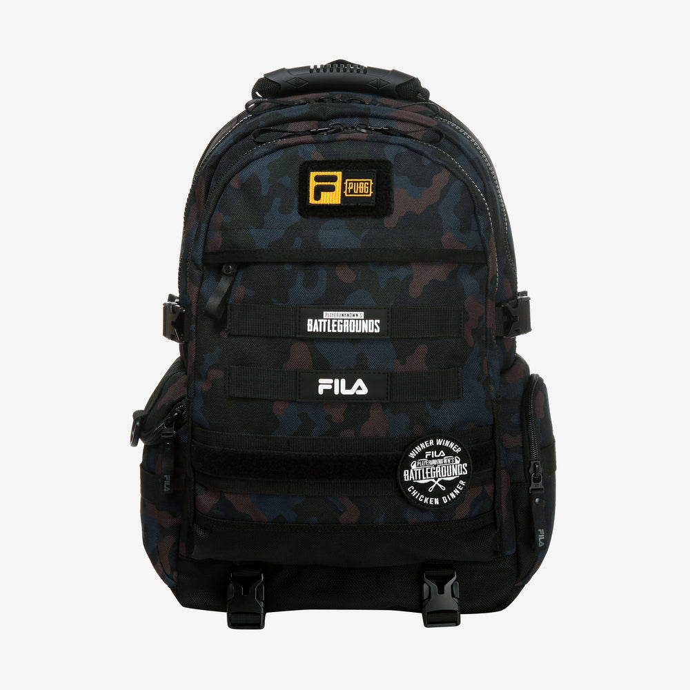 Fila X PUBG - Backpack - Khaki Camo